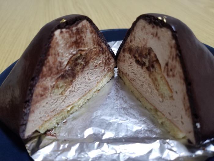 ケーキハウス クドウのアールグレイショコラ