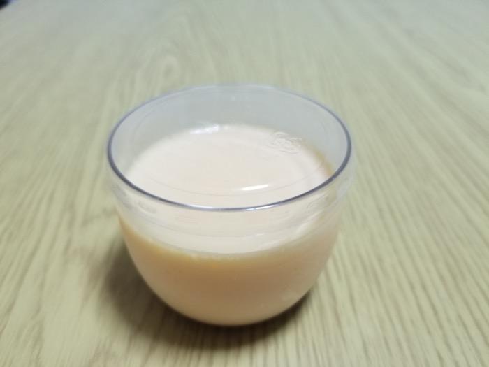 タマミィーユのプリン