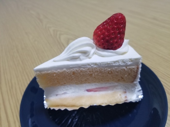 タマミィーユのショートケーキ