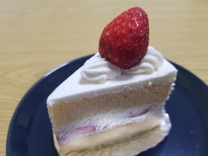 菓子工房ノエルのショートケーキ